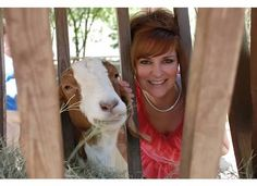 Goat love! #ZAFanFriday submission from Facebook user Janine S.