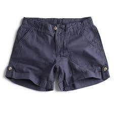 Resultado de imagem para camisa linho feminina Short Outfits, Ideas Para, Casual Shorts, Trunks, Jeans, Swimwear, Clothes, Women, Fashion