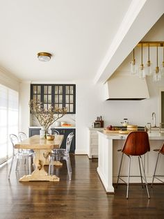 Kitchen inspo! Designed by Carrie Hatfield