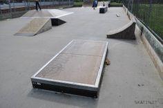 San Luis Obispo Skatepark (California, USA) #skatepark #skate #skateboarding #skatinit #skateparkreview