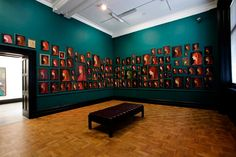 Artist : Francis Alÿs  Title : Fabiola, Installation View, National Portrait Gallery, London  Date(s) : 1995-2009  Credit : Photo: Mahtab Hussain, courtesy National Portrait Gallery, London  Link: http://www.thisistomorrow.info/viewArticle.aspx?artId=55=Francis%20Al%C3%BFs:%20Fabiola