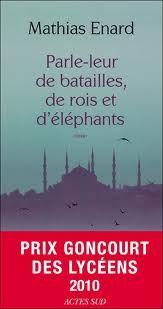 Le regard de Michel-Ange se promène à Constantinople : étonné et curieux de tout ... Ce livre a reçu le Goncourt des Lycéens.