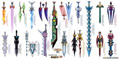 Sword of the Dragoons by Gijinka-FR on deviantART