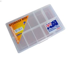 Clear Storage Boxes - Fischer Plastic Products Pty Ltd.