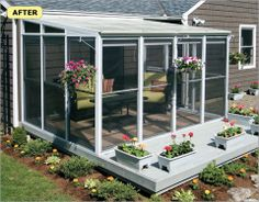 Beautiful Sunroom Kits From SunPorch. Create Your Outdoor Room On Your Deck  Or Patio.