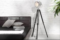 Reflektor teatralny replika lampa podłogowa Urban