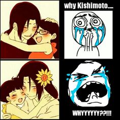 Uncle Itachi and Sarada, Uncle Neji and Himawari, Naruto