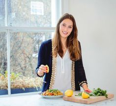 Here at mbg, we love Ella Woodward's delicious, plant-based approach to food.