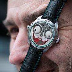 Joker Watch, Watches, Accessories, Luxury, Wristwatches, Clocks, Jewelry Accessories