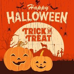 Find Halloween Sign Illustration Happy Pumpkins On stock images in HD and millions of other royalty-free stock photos, illustrations and vectors in the Shutterstock collection. Thousands of new, high-quality pictures added every day. Happy Halloween Quotes, Happy Halloween Pictures, Halloween Jack, Halloween Images, Halloween Trick Or Treat, Halloween Signs, Creative Halloween Costumes, Halloween Decorations, Halloween Ideas