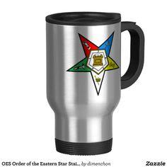 OES Stainless Steel Mug