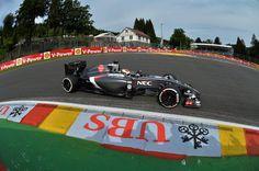 Belgian Grand Prix 2014 FP+2