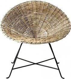 Bloomingville Braided Chair by Viva Lagoon