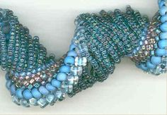 Lots of different *free* tutorials on this beading forum, including this one.