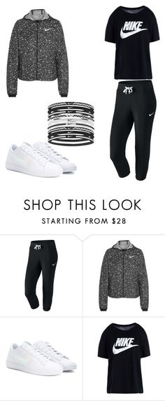 """Untitled #95"" by kelsieeeeee on Polyvore featuring NIKE"