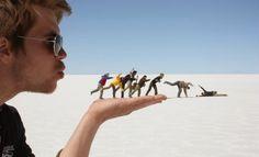 54 Fotografías creativas del salar de Uyuni -Potosí -Bolivia