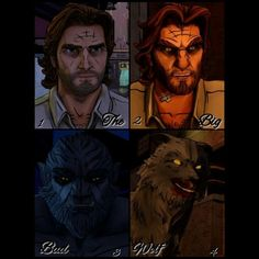 25 Best The Wolf Among Us Images The Wolf Among Us Wolf Fables