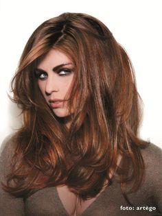 17 Best Copper Brown Hair Images Hair Coloring Hair Ideas Haircolor