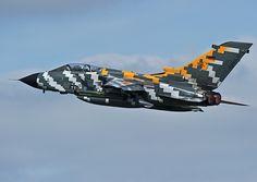 """""""Lego"""" Panavia Tornado ECR 46+29 JBG32    @Kevin McNulty"""