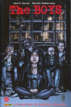 The Boys Comic Covers | MDCU COMICS | [Panini Comics] 100% FUSION COMICS - The Boys 05 - Je ...