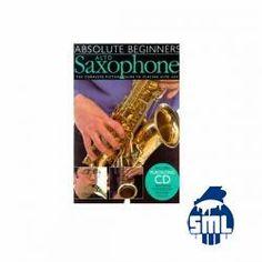 Absolute Beginners Alto Sax Book/CD AM92620