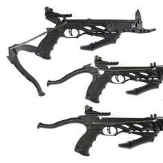 Self Cocking Pistol CrossBow With Forearm Grip Black Crossbow Bolts, Crossbow Arrows, Bug Out Gear, Armi Fantasy, Selling On Ebay, Guns, Survival, Depressing, Pistols