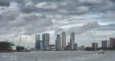 DAG 269: SKYLINE ROTTERDAM #photography #P412365 #fotografie #rotterdam #skyline #haven #holland #harbour #pictureoftheday #imageoftheday