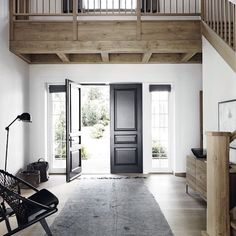 This is what I call an entryway...  #entry #hall #love #interiors #interiordesign #decor #design #style #styling #home #living #igers #igdaily #dailyinspo #instagood #instadaily #instainteriors #architecture #wood #neutrals #envy