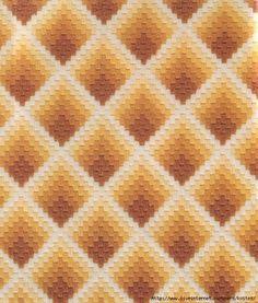 Salter F. - The Bargello book - 2006 — Yandex. Bargello Needlepoint, Bargello Patterns, Bargello Quilts, Needlepoint Stitches, Perler Patterns, Peyote Patterns, Afghan Crochet Patterns, Plastic Canvas Ornaments, Plastic Canvas Patterns