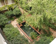 French Quarter Condos-837 Royal Street-The Lush Tropical Courtyard gets an A+. | New Orleans Condo Trends by Eric Bouler - Part 643
