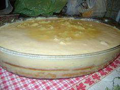Receita de Torta de abacaxi gelada