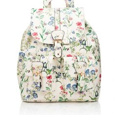 Botantical Backpack