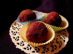 Hai sa gatim cu Mishu!: Trufe de ciocolata II