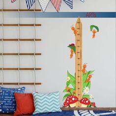 (3619f) Nálepka na stenu - 150cm Mravce   ARTSABLONY.SK