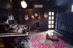 The Stables Recording Studio - gallery