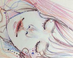 😔내 사람들은  오래오래  행복하길 - . - - - - - - - - #illustagram #illustration #design #색연필#손그림#낙서#캐릭터#draw #drawing #sketch #sketchbook #instaartist#그림#instagood #낙서타그램#art#artwork#일러스트#캐릭터#character#illust#イラスト#dailydrawing#eye