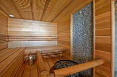 Lammi-Kivitalo Villa Valo - Sauna