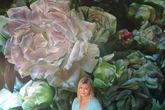Marcella Kaspar_Spring Moon_AVAILABLE_2mx3m by marcella kaspar on ARTwanted
