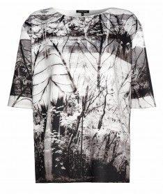 Bluzka z nadrukiem Button Down Shirt, Men Casual, Mens Tops, Shirts, Shopping, Fashion, Moda, Dress Shirt, Fashion Styles