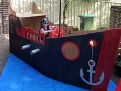 Pirate Ship – Michael Huppatz Blog
