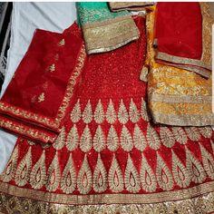 #southasian #fashion #jewelery #jewellery #indian #pakistani #india #bangladesh #bride #hairdo #hairstyles #inspiration #lehenga #wedding #shaadi #celebration #haldi #sangeet #dulhan #ceremony #glam #sparkle #makeup #weddingdress #ideas #beautiful #colorful #clothes