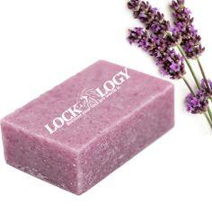 Lockology Rosemary and Lavender Organic Shampoo Bar