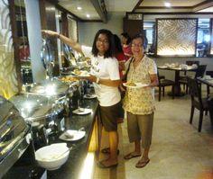 Nanay & Kim Breakfast @ Boracay Regency