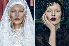 W Magazine Spring Fashion Bible! Oh, Kate Moss... I <3 you!