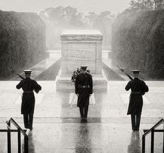 The Protectors - Arlington National Cemetery One of the most powerful places I have ever been.