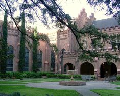 Texas | Christ Church Episcopal Cathedral in Houston, TX - From your Trinity Stores crew.