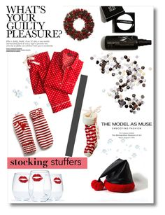 """stocking stuffers"" by tsungie ❤ liked on Polyvore featuring beauty and Lauren Conrad"