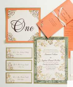 Love this beautiful #weddingstationaryset #handmade and #designed by #momentaldesigns and photographed by @wloveandembers #weddinginvitations See more here: http://www.momentaldesigns.com/gallery/lacy-vintage-pattern/