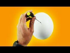 Beton Kerzenständer - DIY Anleitung für ein Drachenei Windlicht mit Teelicht oder Kerze ✨ - YouTube