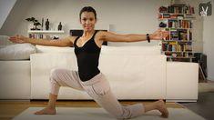 Yoga Fatburning Flow Anfänger: Kostenlos Abnehmen mit Amiena Zylla